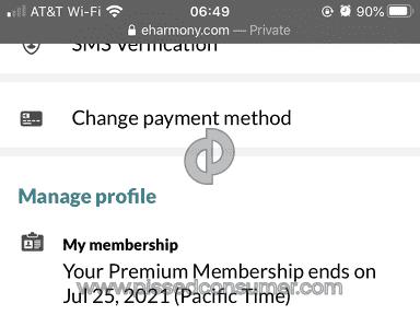 eHarmony Premium Subscription review 783080