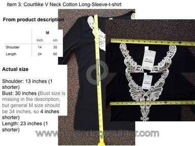 Fashionmia Shirt review 134799