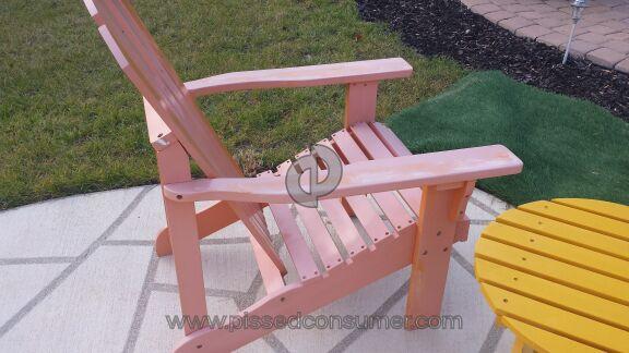 Shine Company Chair