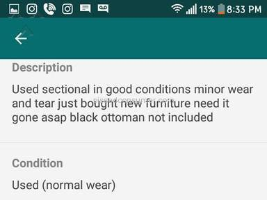 Offerup Furniture Set review 170662