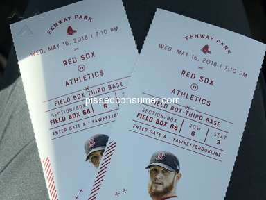 Letgo - Fake tickets/used tickets