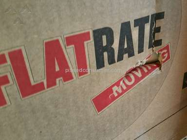 FlatRate Moving Moving Service review 130013
