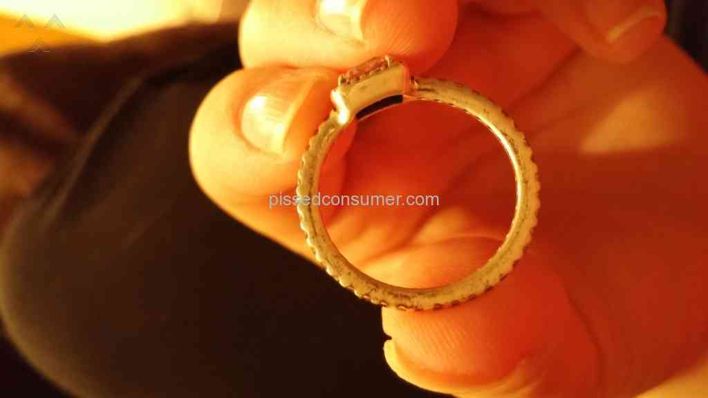 Pandora Jewelry Ring review 112863