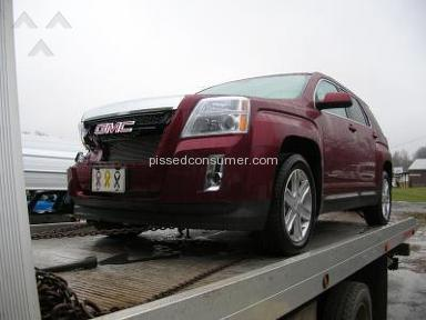 General Motors - The GMC Terrain the SUV that fails