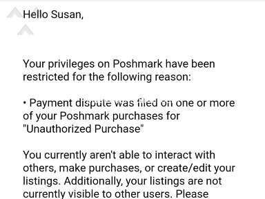 Poshmark Auctions and Marketplaces review 824130