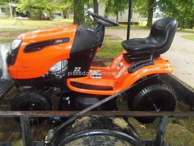 Ariens - This lawn tractor is nothing more than JUNK!!!
