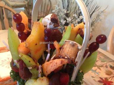 Edible Arrangements - Fruit Arrangement Review from Naples, Florida