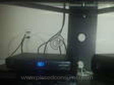 Klm Van Lines - Missing boxes, broken picture frame (glass), missing parts to shelves