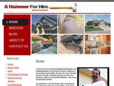 Ahammer4hire Home Construction and Repair review 6758