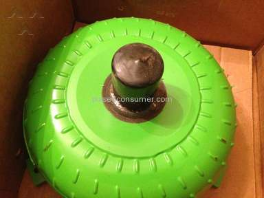 Monster Transmission - 4L60E Torque Converter 2800-3200 Stall Review from Bellevue, Washington
