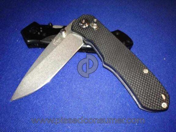Enlan El02B Folding Knife