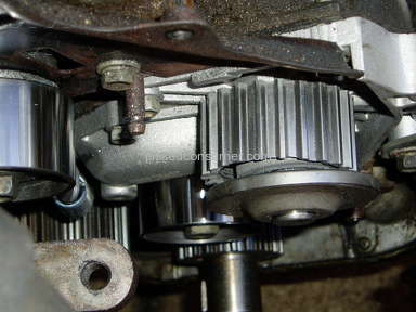Rockauto - Poor Dayco timing belt kit quality - no help from so-called customer service