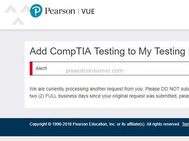 Pearson Education - Unimaginable incompetence