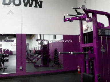 Planet Fitness - Membership Review from Florham Park, New Jersey