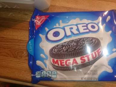 Oreo Double Stuf Cookies review 193490