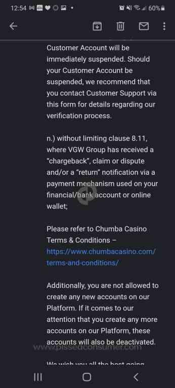 Chumba Casino Legit