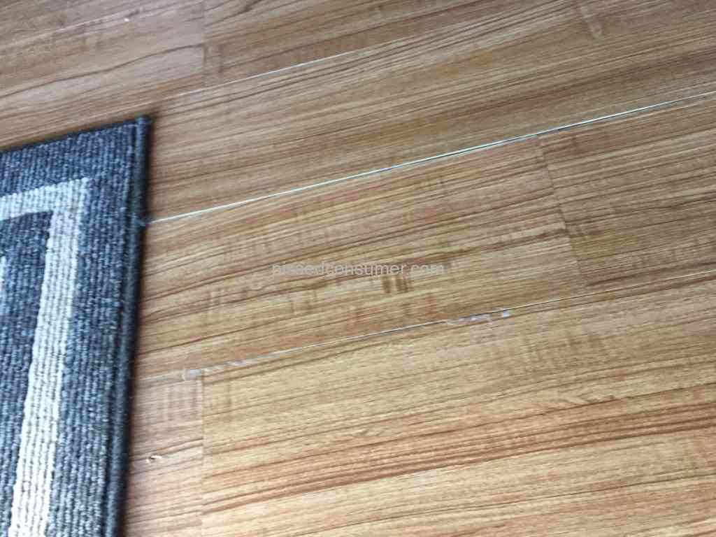 Home Depot - Flooring Review from Greenwood, Missouri Oct ...