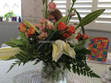 Avasflowers - Awlful Terrible would not recommend them to anyone;!