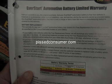 Walmart Everstart Maxx-35N Car Battery review 310178
