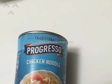 Progresso - Chicken Noodle Soup Review
