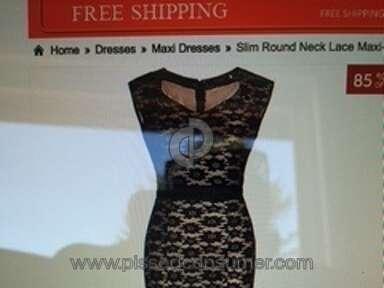 Fashionmia Dress review 127819