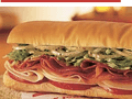 Jimmy Johns - Lettuce sandwich