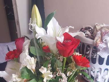 Sendflowers Bouquet review 132203