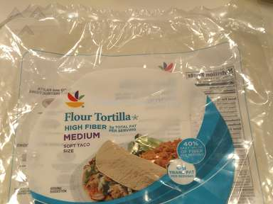 Foodhold Usa - Wrong number of tortilla in package