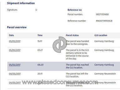 Aliexpress Electronics Claim review 214484