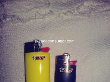 QuikTrip - Bought faulty lighter