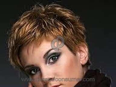 Regis Salons Haircut review 61669