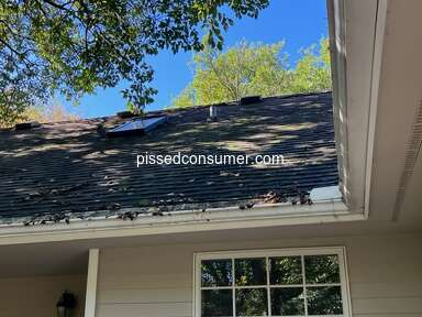 LeafFilter North Gutters and Carpentry review 1357416