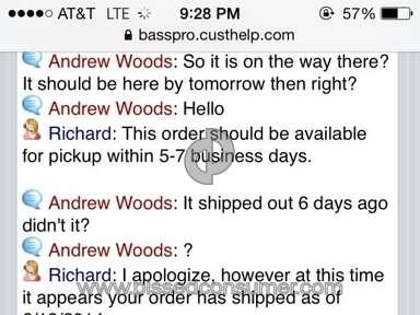 Bass Pro Shops Shopping review 41299