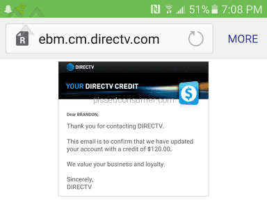 Directv Telecommunications review 155636