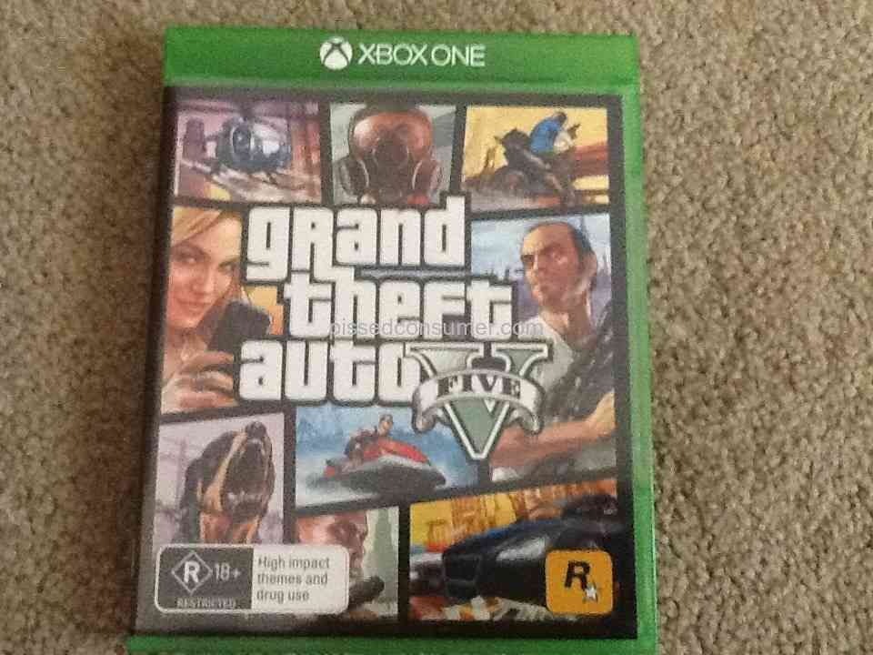 Rockstar Games Grand Theft Auto Video Game Reviews in Adelaide, South  Australia