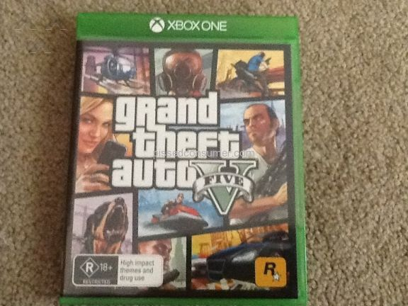 Rockstar Games Grand Theft Auto Video Game