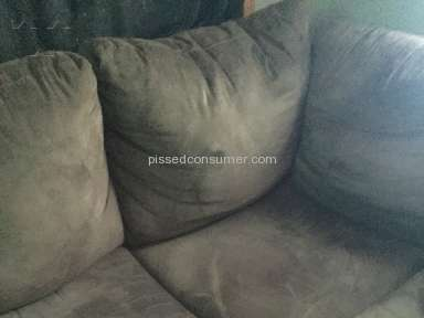 Bobs Discount Furniture   Cushion Review From Haverhill, Massachusetts