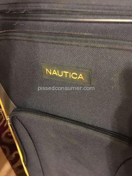 Nautica Suitcase