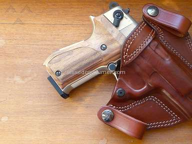 Craft Holsters - Unique hand made holster!