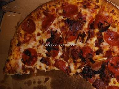 Dominos Pizza Pizza review 117491