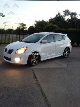 2009 Pontiac Vibe Gt Car