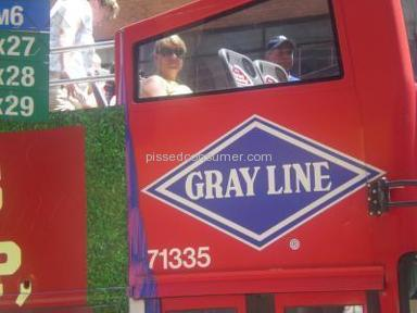 Gray Line Transport review 95