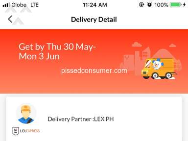 Lazada Philippines - Your online supports is jerk. it is not helpful