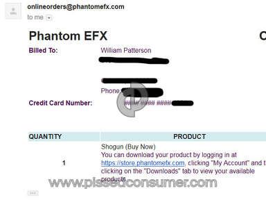 Phantomefx Video Game review 258412
