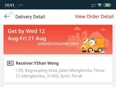 Lazada Malaysia Auctions and Marketplaces review 741419
