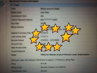 Loopnet Account review 64955