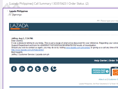 Lazada Philippines Auctions and Marketplaces review 81981