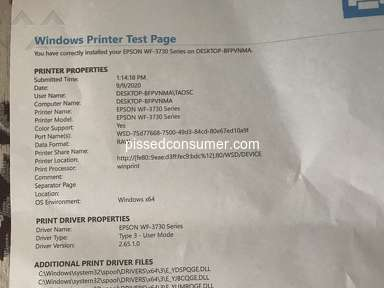 Epson Printer review 749067