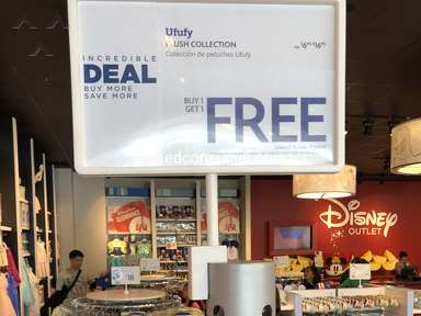 Disney Store - Misleading BOGO sale sign, False and misleading, ManagerFail