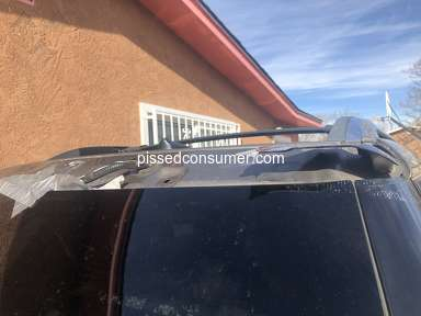 Auto Glass Now - Lousy service